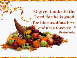 thanksgiving psalm 107 1 give thanks to the lord teamnetworks net