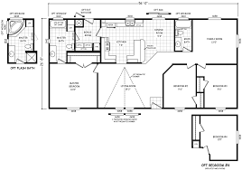 double wide floor plan echo hill 28 x 56 1493 sqft home mobile homes on main