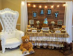 rustic baby shower rustic party ideas for a baby shower catch my party