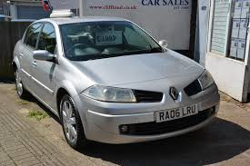 renault megane 2007 used renault megane privilege 1 9 cars for sale motors co uk
