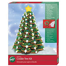 wilton cookie tree cutter kit cookie