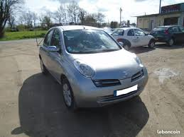 used nissan micra 1 5 dci your second hand cars ads