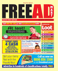 free ad mart south west 12th november 2013 by loot issuu