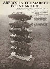 volvo commercial dealers classic volvo advertising of the 1970s