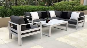 modern aluminum outdoor patio furniture ab modern collections