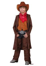 Size Pin Halloween Costumes Child Cowboy Costume