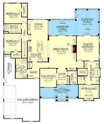 floor plans craftsman craftsman house plan with rustic exterior and bonus above the