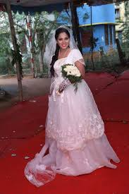 christian wedding gowns christian bridal gown designs indian christian bridal gowns