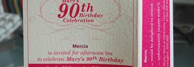 extraordinary 90th birthday party invitation wording ideas