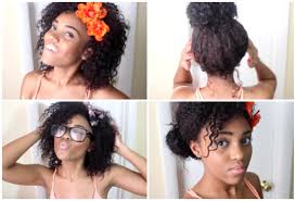 hair styles for back of hair back to school curly hairstyles youtube