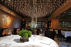 thanksgiving 2014 restaurants new york the opulent steakhouse that midtown deserves hunt and fish club nyc