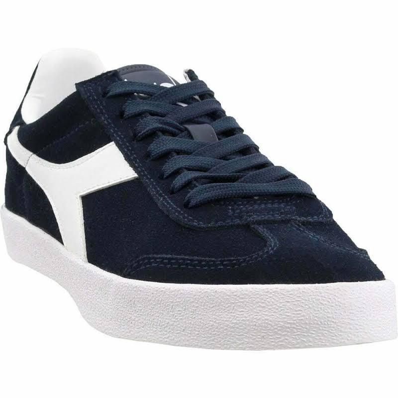 Diadora Pitch Sneakers Blue- Mens
