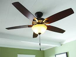 How To Fix A Ceiling Fan Light Installing A Ceiling Fan The Home Depot