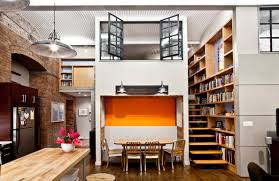 house design urban living loft idea with creative room designing