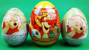 winnie the pooh easter eggs winnie the pooh eggs toys eggs for kids