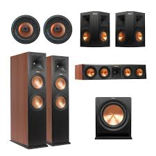 home theater in ceiling speakers home theater systems surround sound system klipsch