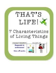 Characteristics Of Living Things Worksheet Middle 7 Resources For Teaching The Characteristics Of Living Things Lab