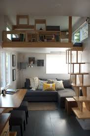 this 170 sq ft tiny house is a geometric masterpiece tiny houses