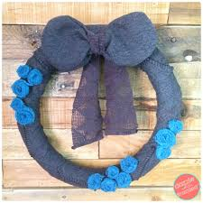 diy sweater diy sweater winter wreath with upcycled scarf rosettes