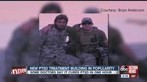 light therapy for ptsd accelerated resolution therapy or art promises cure for ptsd in one