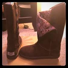 womens ugg lo pro boot chestnut