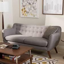 Beste Ideeën Over Grey Tufted Sofa Op Pinterest Fauteuil - Jar designs alphonse tufted sofa