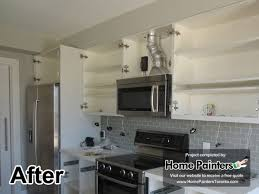 Toronto Kitchen Cabinets Painting Staining Refinishing - Kitchen cabinet painters