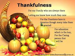 my family thanksgiving message festival collections