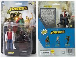 impractical jokers on the jokers are figures get