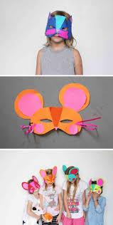 halloween masks for kids printable mouse mask template for children halloween masks frog