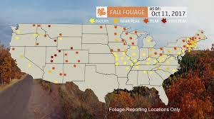 Us Train Map Imagesofnorthcyprus Co by Fall Foliage Maps Weather Com