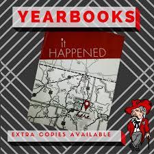 year book yearbook highland school