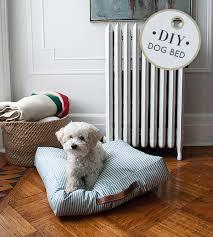 Homemade Dog Beds Sewing 101 Pet Bed U2013 Design Sponge