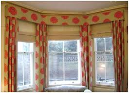 Dining Room Bay Window Treatments - window treatments for bay windows in dining room with fine window