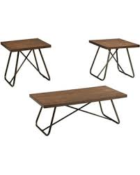 Pc Coffee Table Holiday Special Endota T20113 3 Pc Occasional Table Set With
