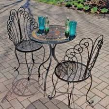 Mosaic Bistro Table Turquoise Cadiz Mosaic Bistro Table Cost Plus World Market