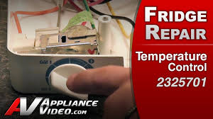 whirlpool refrigerator repair temperature thermostat cold