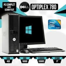 achat ordinateur bureau ordinateur de bureau occasion dell achat vente ordinateur de