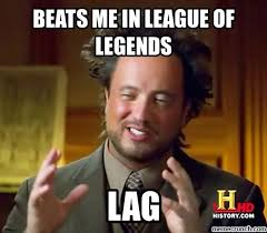 of legends meme