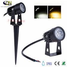 Outdoor V Lighting - aliexpress com buy 3w waterproof lights led lawn lamp 110v 220v