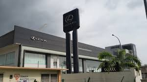 lexus showroom all lexus i checked out the lexus showroom at sungai besi on