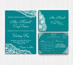 teal wedding invitations 3878 best teal wedding invitations images on teal blue