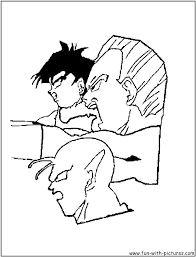 vegeta coloring pages dragonballz coloring pages free printable colouring pages for