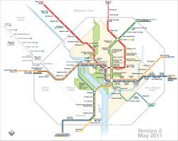 Boston Metro Map The Evolution Of My Washington Dc Metro Map Now Transit Maps