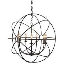 beau orb chandelier bronze large by ballard designs havenly y decor infinity 7 light rustic bronze mini chandelier