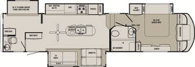 bunkhouse fifth wheel floor plans bunkhouse 5th wheel layout amazing rv ideas pinterest