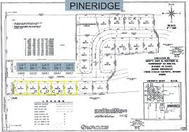 pineridge subdivision plans prices availability