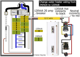 electric water heater wiring diagram carlplant