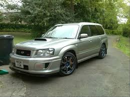customized subaru forester subaru forester sti 2707649