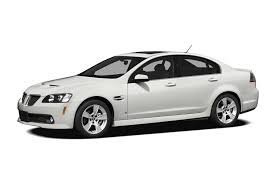 2008 pontiac g8 gt 4dr sedan specs and prices